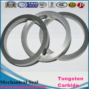 Tungsten Carbide Customized Professional Mechanical Shaft Seal Rings pictures & photos