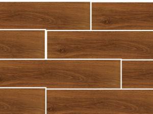 Popular Flooring 150*600mm Rustic Matt Ceramic Floor Tile (RLQ6G012M)