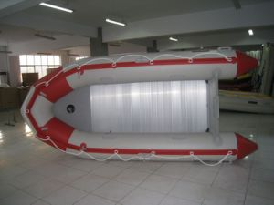 5.5m Big 10 Pessengers Inflatable Fishing Rubber Boat pictures & photos