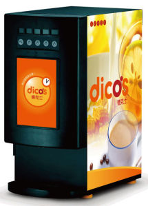12 Seconds Cup Monaco Instant Coffee Machine pictures & photos
