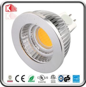 38 Degree 5W MR16 LED Spotlight Ru Certified pictures & photos