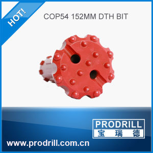 Prodrill Turgen Carbride DTH Bit for Drilling pictures & photos