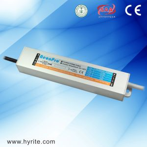 12V/24V 30W Constant Voltage Waterproof LED Driver with Ce SAA TUV pictures & photos