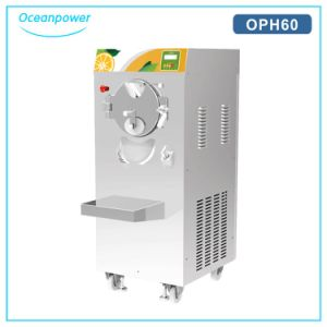 Gelato Ice Cream Making Machine (Oceanpower OPH60) pictures & photos