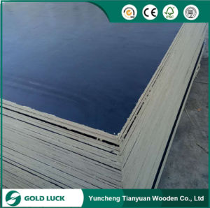 First Grade Melamine Faced Marine Plywood for Building 1220X2440mm pictures & photos