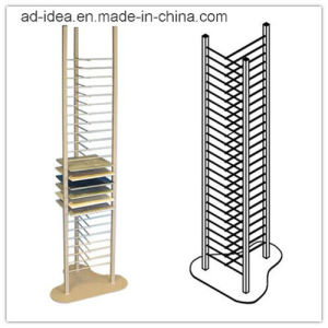 Ceramic Tile Sample Tower Flooring Display Stand pictures & photos
