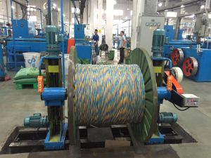 Power Station Charging Cable Extrusion Line pictures & photos