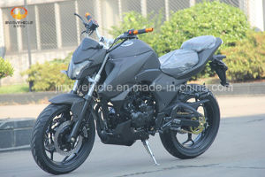 Pure Black Racing Motorcycle with Cool Body pictures & photos