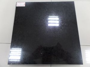 Cheap Chinese Flamed and Polished G684 Black Flooring Tile Granite pictures & photos