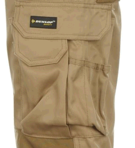 Durable Polyester/Cotton Mens Tactical Combat Trousers with Cordura Construction pictures & photos