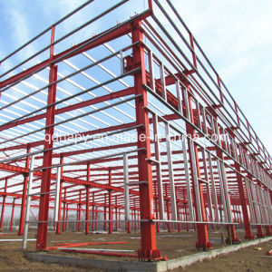 High Cost-Performance Steel Structure Workshop Buildings pictures & photos