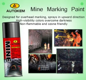 Survey Marking Paint, Inverted Marking Paint, Aerosol Marking Paint, Non-Flammale pictures & photos