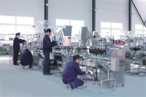 Semi-Automatic Rotary Bottle Arranging Machine pictures & photos