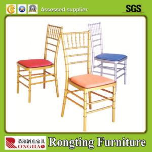 High Quality Stacking Metal Napoloen Chiavari Wedding Chair (RH-53006)