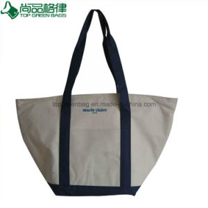 Polyester Fashion Waterproof Fashionable Thermal Cooler Tote Shopping Bag pictures & photos