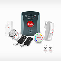 Wireless GSM SMS Emergency Security Alarm System Kits (YL-007EG) pictures & photos