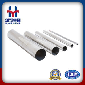 Stainless Steel Welded Tube (200, 300, 400 Series) pictures & photos