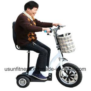 2018 Cheap Mobility Scooter Electric Tricycle Bike for Adult pictures & photos