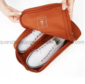 OEM Travel Folding Waterproof Handle Shoes Bag pictures & photos