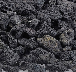 Lava Rock and Log Kit for Fire Pits pictures & photos