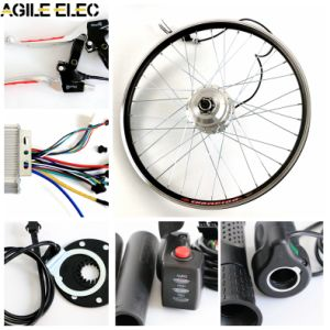 Agile 36V 350W Gearless Electric Bike Bike Kit From China pictures & photos