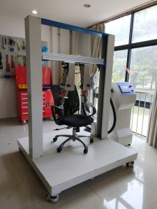 BIFMA X5.1 Standard Chair Arm Strength Durability Testing Machine pictures & photos