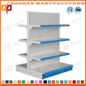 New Customized Supermarket Retail Store Wooden Shelving (Zhs260) pictures & photos