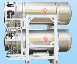 Cryogenic Gas Cylinder for Liquefied Natural Gas pictures & photos