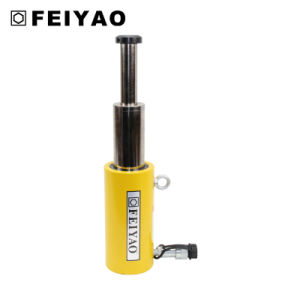 Fy-30 Multistage Hydraulic Rams Cylinder pictures & photos