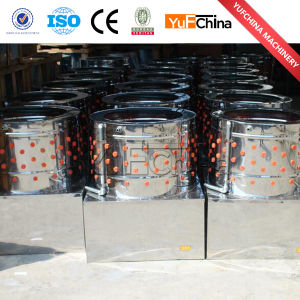Professional Poultry Equipment China Chicken Plucker with Barrel Diameter 50cm pictures & photos