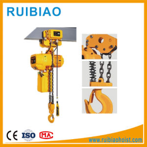 China Manufacturer Competive Price 5tons Stage Electric Hoist pictures & photos