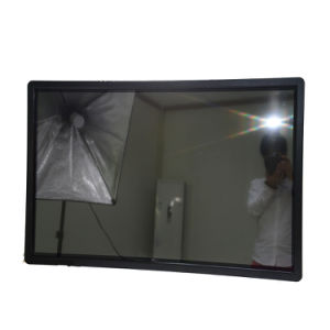 Golden Supplier 43′′ Infrared Touch Screen Monitor with Windows OS pictures & photos