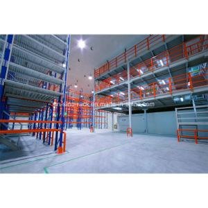 Sin-Sino Warehouse Mezzaine Steel Platform and Muti-Tier Rack pictures & photos