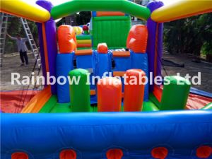 Minion Inflatable Bounce House / Inflatable Combo pictures & photos