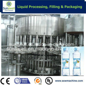 Complete Mineral Water Line Production Line Water Plant pictures & photos