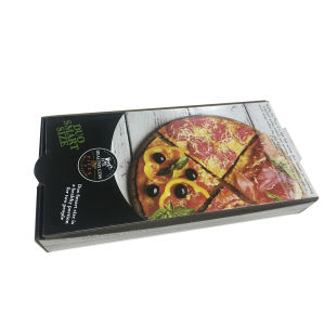 Custom Printed Food Cardboard Pizza Box with Direct China Factory Price pictures & photos
