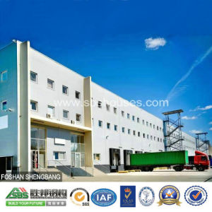 Professional Supplier Fabrication Steel Structure pictures & photos