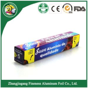 High Quality Aluminium Foil Roll for Food Usage pictures & photos