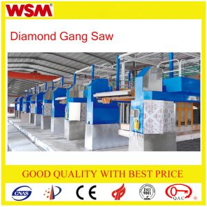 100 Blades Gang Saw for Marble Block Stone Cutting Machine pictures & photos