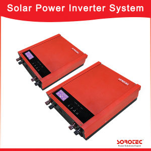 Solar Power System Solar Inverter with Built-in Charge Controller pictures & photos