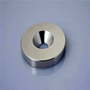 Wholesale N35~N52 Factory Permanent Neo Round Rare Earth Magnet pictures & photos