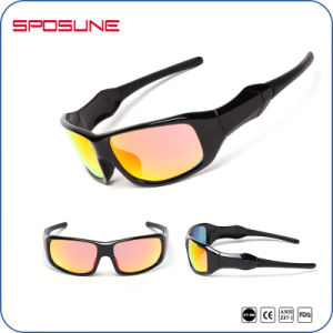 High Impact 5 Interchangeable Lens Baseball Sports Sunglasses pictures & photos