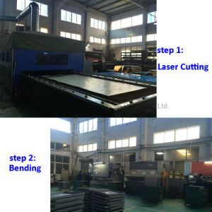 China Manufacture Sheet Metal Fabrication Process pictures & photos