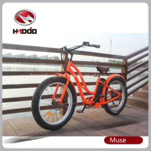 48V Lithium Battery Beach Cruiser for Sale, Cheap Electric Bicycle pictures & photos