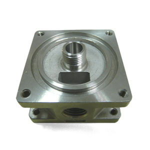 OEM Stainless Steel CNC Machining Part pictures & photos
