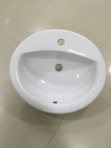 "20"" Above Counter Ceramic Washbasin for North American Market pictures & photos"