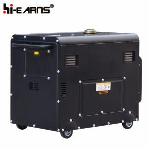 4kw Portable Diesel Silent Power Generator Price (DG5500SE) pictures & photos