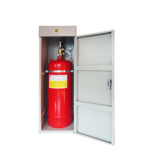 Asenware FM200 Gas Fire Extinguisher Suppression System pictures & photos