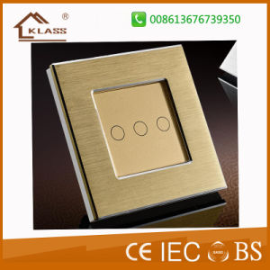110V 220V Touch Sensor Smart Remote Control Switch pictures & photos