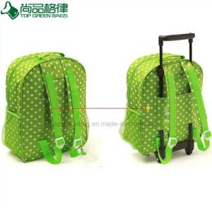 Hot Selling Children′s School Bag Student Backpack with Trolley pictures & photos